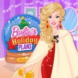 play Barbie'S Holiday Plans