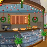 play New Year Cake Shop Escape