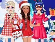 play Cute Disney Christmas