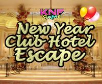 play New Year Club Hotel Escape