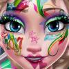 play Enjoy Elsa New Year Makeup