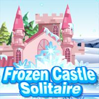 Frozen Castle Solitaire game