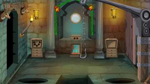 play Ancient Christmas Room Escape