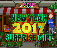play New Year 2017 Surprise Gift