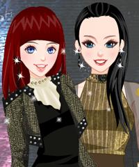 Supermodels Fashion Game