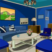 play Variety Blue Room Escape