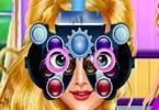 play Princess Eye Treatment