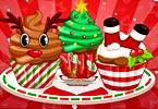play Adorable Christmas Cupcakes