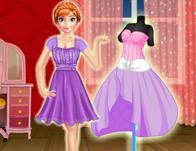play Annie Dress Design
