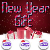 play New Year Gift Escape