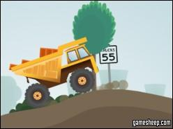 play Max Dirt Truck Game Online Free