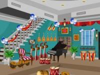 play Escape From Musical Instruments Shop