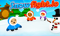 play Snowfight Io