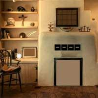 play Modern Clay House Escape