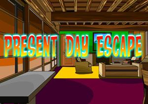 play Present Day Escape