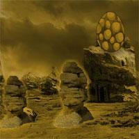 Ruins Desert Escape