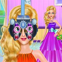 Princess Eye Treatment game