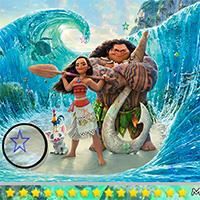 Moana Hidden Stars game
