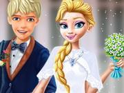 play Princess Ellie Dream Wedding