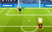 play Soccer Penalty Go