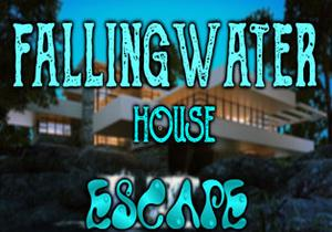 play Falling Water House Escape