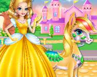 play Princess Zaira And Pony