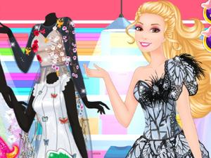 play Barbie Butterfly Diva