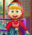 play Diy Masha Doll