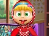 play Diy Masha Doll
