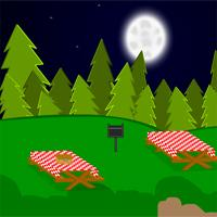 play Mousecity Escape Camp Woodchuck