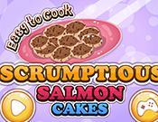 play Easy To Cook Scrumptious Salmon Cakes