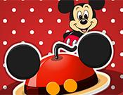 play Easy To Cook Mickey Dome Cake