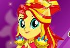 Crystal Guardian Sunset Shimmer game