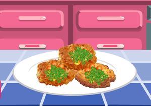 play Cook Caviar Pancake