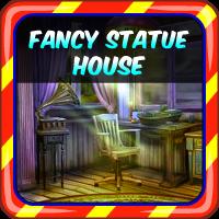 Fancy Statue House Escape game