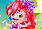 Baby Hazel Singer Dressup game