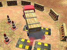 play Heavy Truck Parking 3D