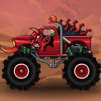 play Mad Truck Challenge Webgl