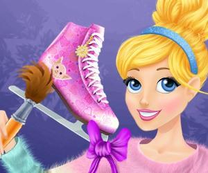play Cinderella'S Modern Skates