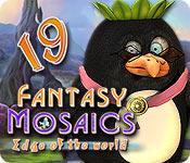 play Fantasy Mosaics 19: Edge Of The World