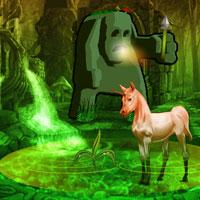play Unicorn Fantasy Valley Escape
