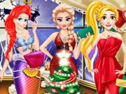 play Princess At Christmas Ball