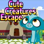 play Cute Creatures Escape