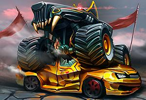play Mad Truck Challenge 3
