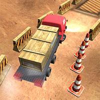 play Heavy Truck Parking 2