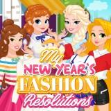 play My New Year'S Fashion Resolutions