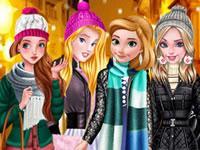 play Princesses Fashion Puffer Jacket