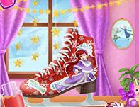 Cinderella'S Modern Skates game