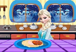 play Cook Scotch Eggs Pie By Elsa