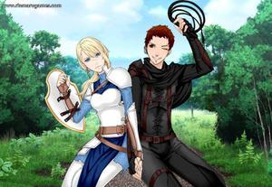 play Mega Anime Couple Creator